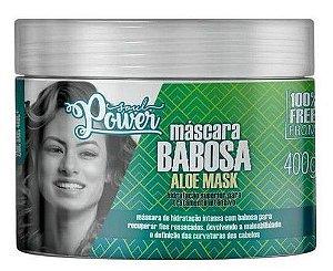 Máscara Babosa Aloe Mask Soul Power 400g