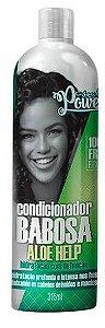 Condicionador Babosa Aloe Help Soul Power 315ml