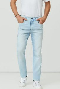CALÇA JEANS SLIM LIFESTYLE FOUNTAIN