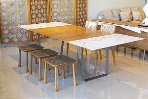 Mesa de Jantar Asa