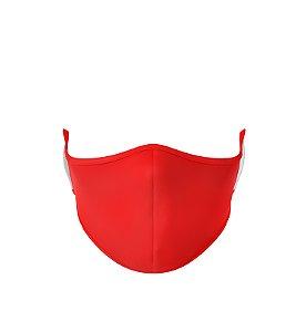 Máscara de Tecido de Dupla Camada Basic Vermelha