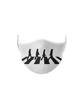 Máscara de Tecido Dupla Camada Antibacteriana  The Beatles