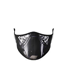 Máscara de Tecido Dupla Camada Antibacteriana Kylo Ren