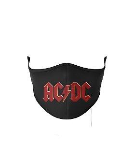 Máscara de Tecido Dupla Camada Antibacteriana ACDC