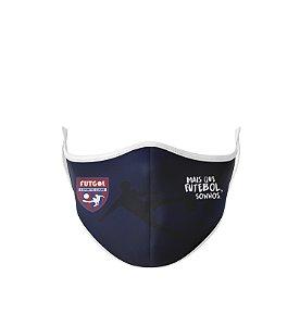 Máscara Antibacteriana Estampa Futgol Mais que Futebol 4