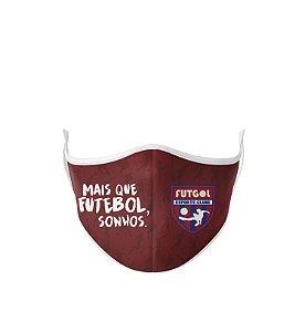 Máscara Antibacteriana Estampa Futgol Mais que Futebol 10