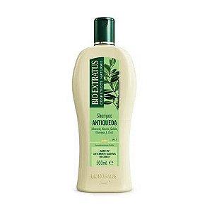 Shampoo Bio Extratus Antiqueda 500ml Jaborandi