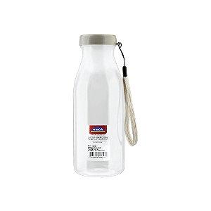 Garrafa Plasútil  580ml Milk
