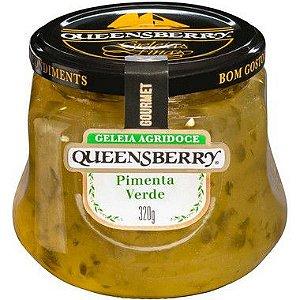 Geleia Queensberry Gourmet Pimenta Verde 320g