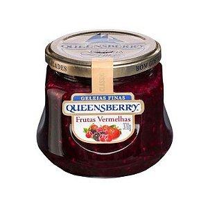 Geleia Queensberry Frutas Vermelhas 320g