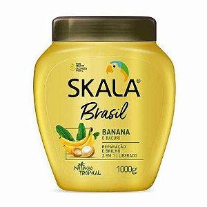 Creme de Tratamento Skala 1Kg Bomba Banana