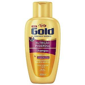 Shampoo Niely Gold Nutrição Poderosa 300ml
