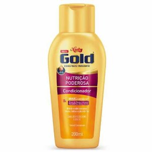 Condicionador Niely Gold Nutrição Poderosa 175ml