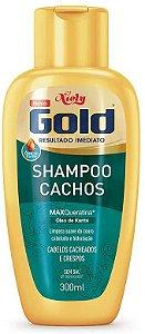 Shampoo Niely Gold Cachos 300ml