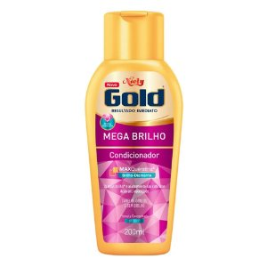 Condicionador Niely Gold Mega Brilho 175ml