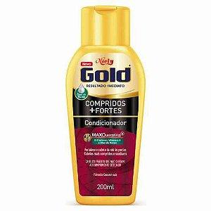 Condicionador Niely Gold Comprimidos+ Fortes 175ml