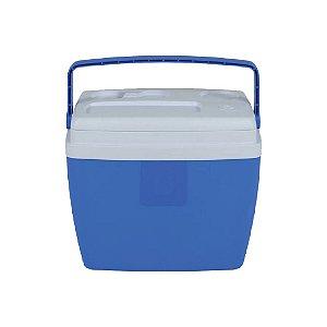 Caixa Térmica Bel  34L Azul