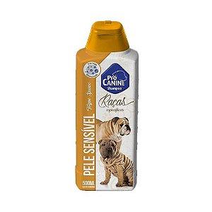 Shampoo Pró Canine 500ml Pele Sensível