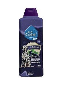 Shampoo Pró Canine 700ml Fruta Jabuticaba