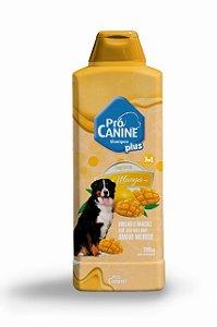 Shampoo Pró Canine 700ml Fruta Manga