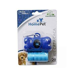 Kit Cata Caca Home Pet c/2 Rolos