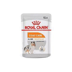 Sachê Royal Canin 85g Coat Beauty