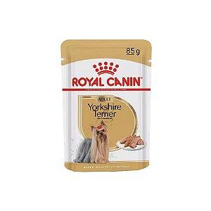 Sachê Royal Canin 85g Yorkshire Terrier