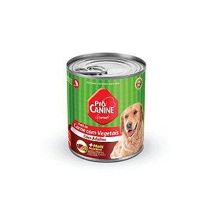 Patê Pró Canine 280g Adulto Vegetais
