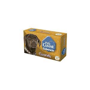 Sabonete Pró Canine 80G Citronela