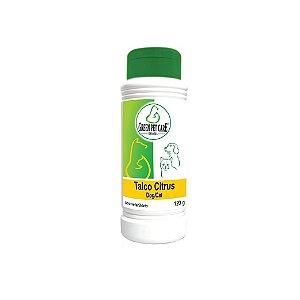 Talco Green Pet 120G Citrus