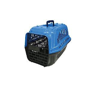 Caixa Ventura Pet Transporte Azul