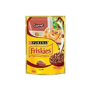 Sache Purina  FrisKies 85g Carne/molho