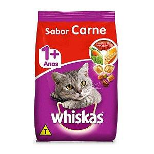 Ração Whiskas Carne 500g