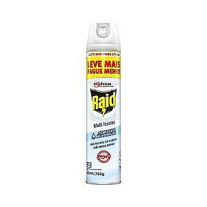 Inseticida Aerossol RAID Aqua Protection Leve 420 e Pague 360ml