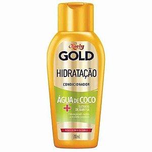 Condicionador Niely Gold 175ml Hidratação Milagrosa