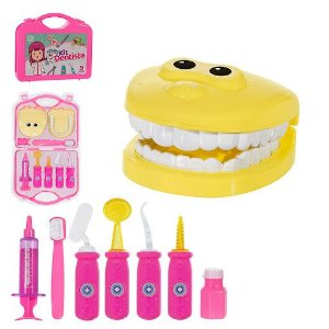 Brinquedo Zein Dentista Girl