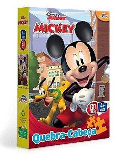Quebra Cabeça Toyster  60 Peças Mickey