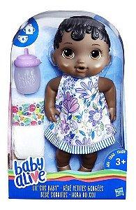 Boneca Hasbro E0308 Baby Alive Hora XiXi