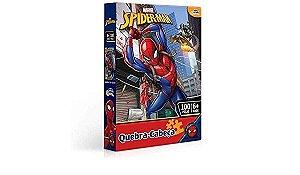 Quebra Cabeça Toyster 100Peças  Homem Aranha