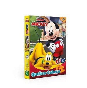 Quebra Cabeça Toyster 30Peças Mickey