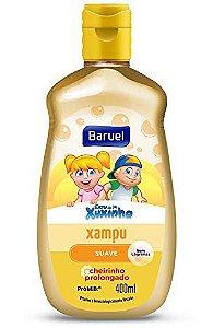 Shampoo Baruel 400ml Turma da Xuxinha Suave