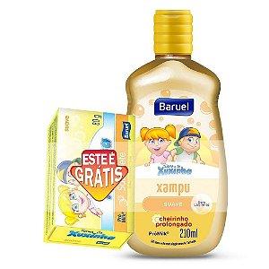 Baruel Shampoo Turma da Xuxinha Baby Suave 210ml
