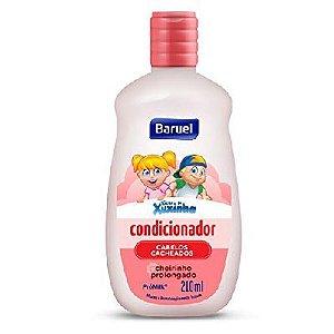 Condicionador Baruel 210ml Turma da Xuxinha Baby Cacheados