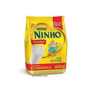 Leite em Pó Nestlé Ninho Instantâneo 800g