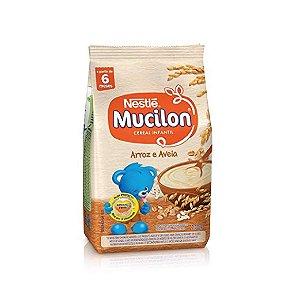 Mucilon Nestlé Arroz Aveia 230g