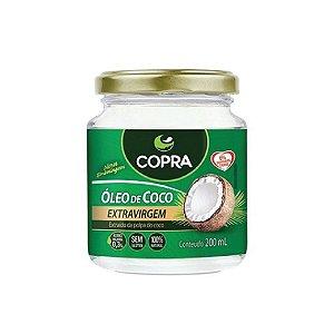 Óleo de Côco Copra Extravirgem 200ml