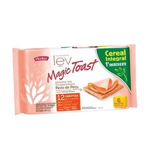 Torrada Marilan Magic Toast Peito de Peru 130g