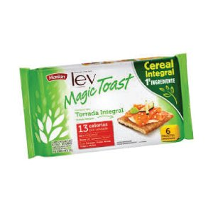 Torrada Marilan Magic Toast Cereal Integral 150g