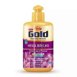 Creme para Pentear Niely Gold Mega Brilho 280g