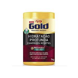 Creme para Tratamento Niely Gold Compridos+Fortes 1kg